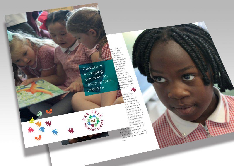 Oak Tree School brochure